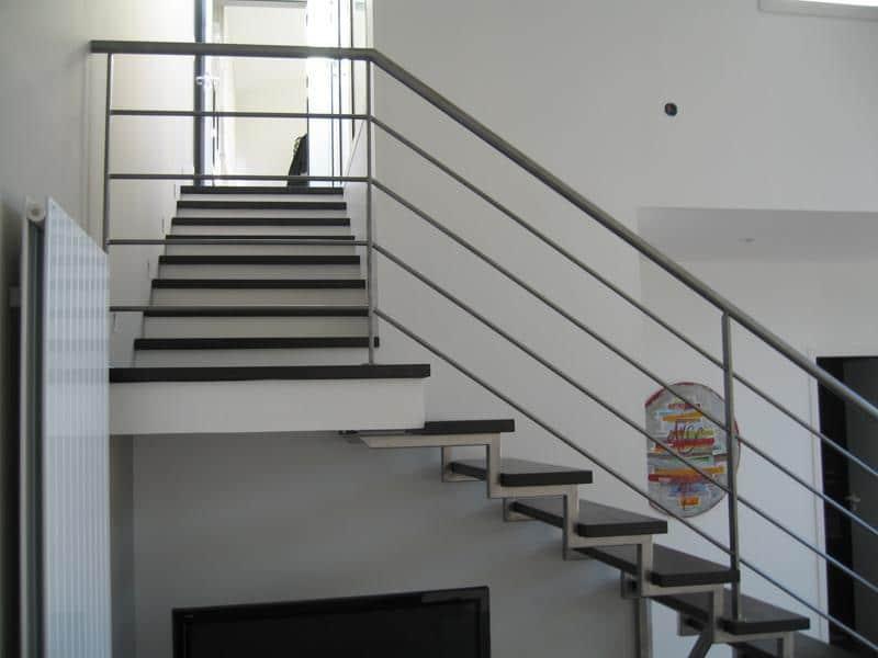 escalier métallique serrurerie métallerie matrat fontaine-lès-dijon (21)