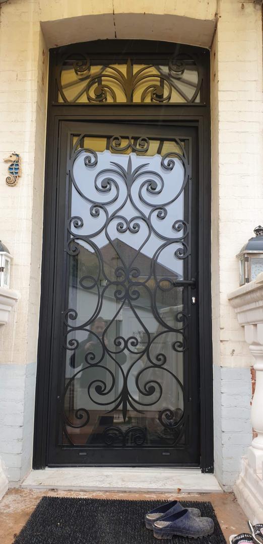 portes métalliques serrurerie métallerie matrat fontaine-lès-dijon